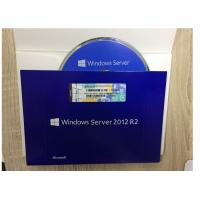 Quality Small Business Microsoft Server 2012 R2 Key Sticker With COA Standard Activated for sale