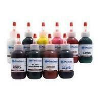 Quality OEM Intense Starbrite Glitter Temporary Tattoo Color Ink maintained 7-15 days for sale