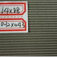 Quality Stainless Steel 304/316 dutch weave wire mesh for Plastic Extruder Machine/Gas-Liquid Separation for sale