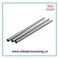 Quality High Precision Hardened Chrome Carbon Steel Linear Shaft for sale