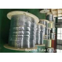 Buy cheap TP316Ti Stainless Steel Coil Tubing Seamless Round Tube Wst. 1.4571 UNS S31635 from wholesalers