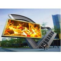 Quality Big Smd High Resolution Outdoor LED Screen Video Wall 2 years Warranty for sale