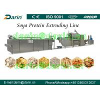 China Continuous & Automatic Soya Extruder Machine on sale