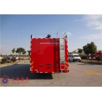 Quality Max Speed 85KM/H Fire Fighting Truck With Pressure 1.0MPa Fire Pump for sale