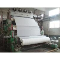 Quality 1760mm Toilet Paper Machine for sale