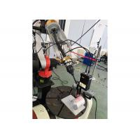 Quality Cnc Laser Welding Machine ABB Robot Arm Low Operating Costs 150j Single Pulse Energy for sale