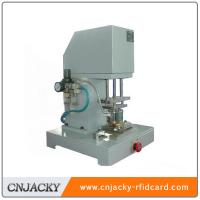 Quality Best Selling IC Card Embedding Machine with Relay Control for sale