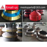 Quality superior crusher liners for sale