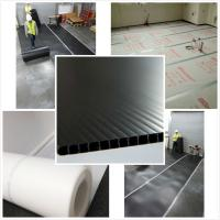Quality 50m 100m 2mm 3mm Weatherproof Twin Wall Plastic Rolls For Packing Protection for sale
