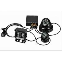 China Taxi / Police Car 3G GPS WIFI Full HD 1080p 4 Camera Car DVR with SD Card on sale