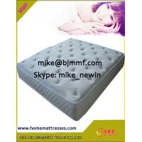 Quality Memory foam mattress with zipper cover for sale