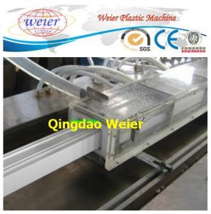 Quality Z Profile Aluminium V - Slot Profile PVC Window Profile Production Line CE / ISO9001 for sale