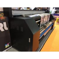 Buy cheap Direct Sublimation Textile / Fabric Flag Printing Machine With Epson DX5 Heads from wholesalers