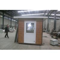 China Steel Structure Prefabricated Movable House Building with ISO Certificate on sale