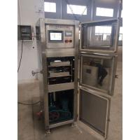 China 64kg capacity vacuum drying chamber , electronic industrial vacuum tray dryer 8 layers on sale