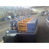 Auto Steel Pipe Production Line Hoop Cage Straighten Rectangular Pipe