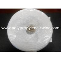 Buy Colorful Soft Polytwine Round Baler Twine High Tenacity 4000D - 15000D Denier at wholesale prices