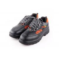 Quality Anti Smashing Engineering Steel Toe Safety Shoes , Steel Toe Running Shoes for sale