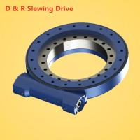 Quality slewing drive for solar tracker, solar power energy use slewing drive with DC, slewing reducer for sale