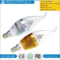 China High Power 4W LED Candle Light Bulbs CRI 80 for living room on sale