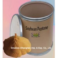 Quality Livestock / Poultry Biochemical Supplements Soybean Peptone Powder Purity 70% SBC-PEPS70 for sale