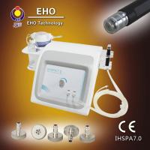 Quality IHSPA7.0 diamond hydra dermabrasion machine for skin care for sale