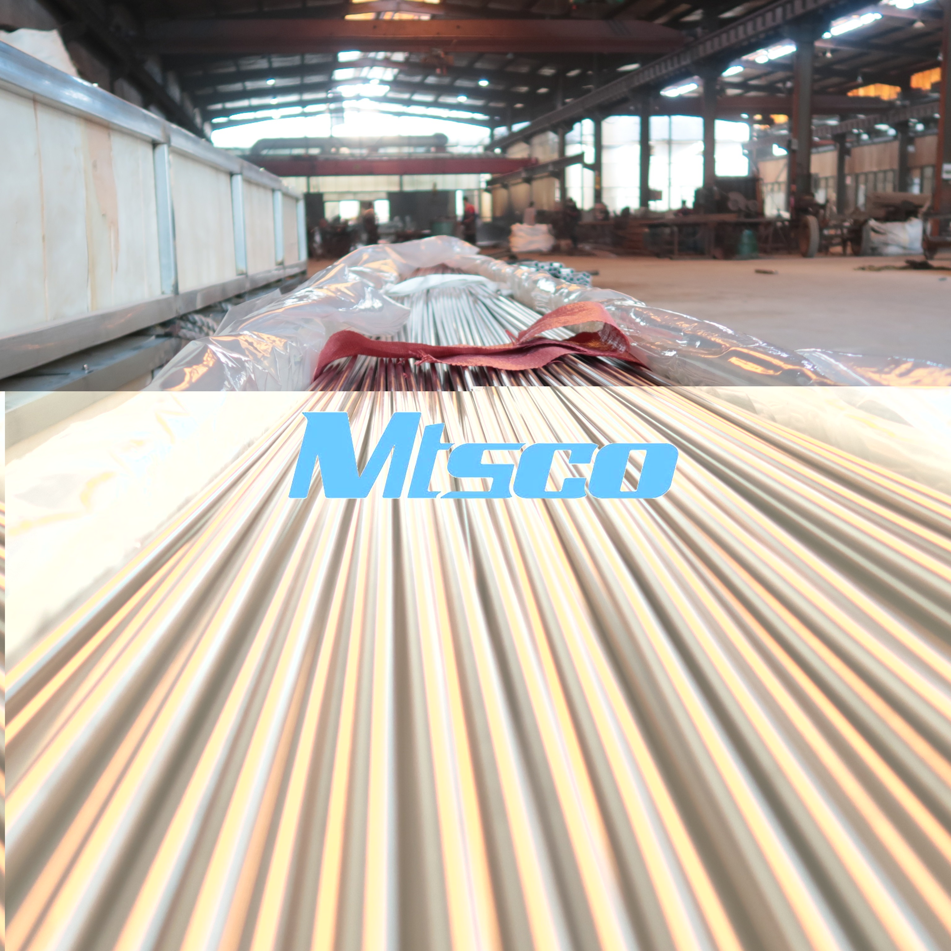 Quality TP304 Bright Annealed Tube for sale