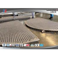 Buy cheap ASTM Stainles steel support plate,baffle plate for heat exchanger from wholesalers