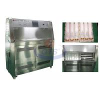 Quality Stainless Steel Material Climatic Test Equipment / UV Weathering Aging Test Machine for sale