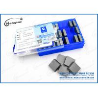China K10 K20 YG6 Customized Tungsten Carbide Inserts Cutter For Nonferrous Metals on sale