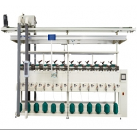 Quality Electric Motor 20 Spindle Soft Thread Winding Machine for sale