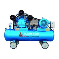 China Kaishan High efficiency economy industries piston air compressor KJ75 KJ100 cast iron small Portable air compressor on sale