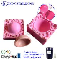 China RTV Casting PU mold making silicone rubber on sale