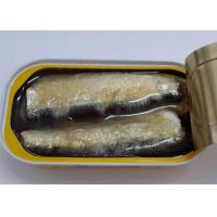 Quality FDA/ISO Certified Delicious Fresh Canned Sardines In Vegetable Oil/ In Tomato Sauce/ In Brine/ With Chili for sale