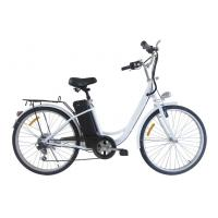 "Quality 26"" or 24"" 36V / 9Ah or 24Ah / 10Ah Battery Powered Bicycle , electric city bike for sale"