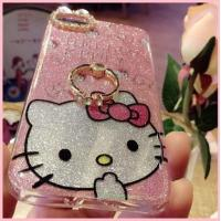China Flash powder diamond phone cover case shell IMD cute cartoon Apple protector for iPhone 7 on sale