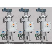 China Continuous Filtration External Scraper Filter for coatings with stainless steel housing on sale