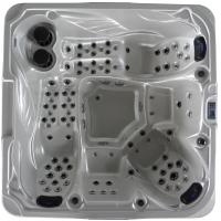 China Massage 5 person hot tub with TV supplies 2805 on sale
