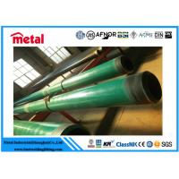 Quality Seamless API Steel tube 3LPE Coating steel pipe with DIN30670 standard for sale
