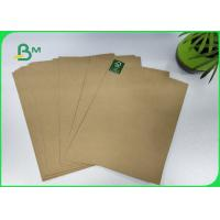 China 350g Craft Paper Good Printing Effect For Clothing Tag Different Thickness on sale