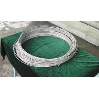 Quality dia3mm Zr702 zirconium wire as conductive electrode,Nb Zr wire for sale