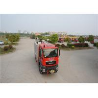 Quality TGSM Standard Cab Fire Fighting Truck With Post Fire Hydrant Wrench FB450 for sale