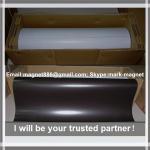 Quality Magnetic sheet; Flexible rubber magnet roll Магнитный винил 0,4мм с клеевым слоем (0,62м х 30,5м) for sale