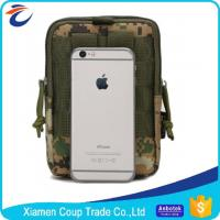 Quality Durable Canvas Materials Medical Waist Bag / Military Waterproof Bag For Ipad for sale