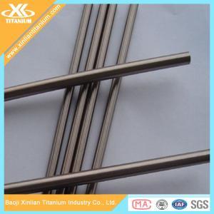 Quality Astm B348 Gr2 Titanium Rods Dia 6.0mm-120.0mm for sale