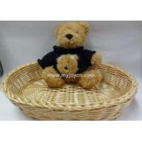 Quality Poly Rattan Baby Basket for sale