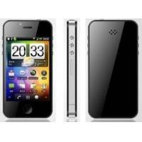 Quality A4G 3G android phone with Qualcomm 7201, capacitive screen,WIFI and GPS $150 free shipping by wester for sale