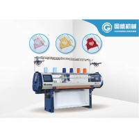 Quality Baby Vest Single System 52 Inch Computerized Knitting Machine for sale