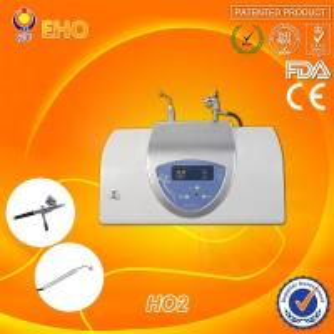 Quality Skin deeply clean oxygen jet peel machine for sale