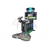 """Quality 42"""" Aliens Extermination With Pedal Commercial Global Aliens Extermination Shooting Arcade Machine for sale"""